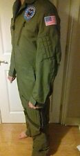Aliens Film USS Sulaco Colonial Marines Dropship Flight Suit Cosplay LAST ONE!!!
