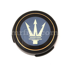 Maserati 3500 Gold Horn Button New