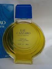 EAU D'AZZARO Lorys Azzaro Paris Eau de toilette 240 ml  ORIGINAL RARE VINTAGE