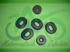 YAMAHA xt600 XT 600 1vj 3aj coperchio laterale gomma set DAMPER SIDE COVER