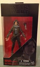 Star Wars Rogue One Black Series Jyn Erso Jedha 6-Inch Action Figure In Stock