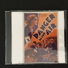 DANGER ON THE AIR Classic DVD 1938 Nan Grey, Donald Woods, Jed Prouty