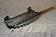 VINTAGE  Commercial Tobacco cutting knife???