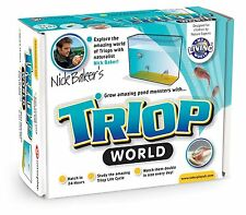My Living World Triop World KIDS FUN GAME GIFT IDEA BRAND NEW FREE P & P