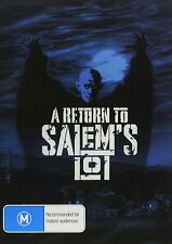 A RETURN TO SALEM'S LOT (1987)  DVD - UK Compatible -Sealed