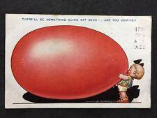 Vintage Postcard: Artist Signed: D Tempest : Bamforth #A148 1931