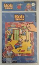 NEW BOB THE BUILDER Uniset Magic Reusable Sticker Ultimate Travel Toy Book