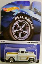 1956 '56 FORD FLASHSIDER PICKUP TRUCK HERITAGE RR REAL RIDERS HOT WHEELS 2015