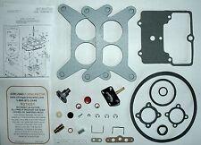 1957 CARB KIT FORD MOTORCRAFT 2100 SERIES 2 BARREL V8 ENGINES ETHANOL TOLERANT