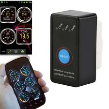 Bluetooth Adapter Scanner Torque Android OBD2 OBDII Code Reader Scan Tool  Wr