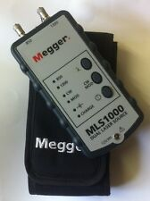 Megger MLS1000 DUAL LASER FIBER OPTIC LIGHT SOURCE               ad1m31