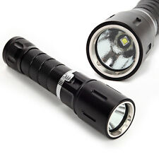Neu Diving CREE XML L2 1600Lm LED Taschenlampe Tauchlampe Flashlight Waterproof