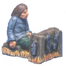 Armorcast 28mm ACID104 Boy in Leg Stocks D&D Dungeons & Dragons