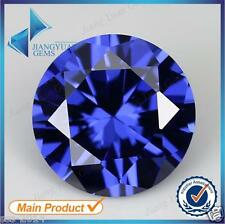 Unheated 3.67 Cts Natural Mined 9mm Sri-Lanka Blue sapphire Round Cut VVS Gem