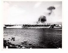 USS Constellation CV-64 Aircraft Carrier Navy Ship Photo 8x10