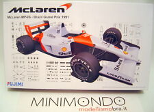 KIT MCLAREN HONDA MP4/6 BRAZIL GP 1991 SENNA BERGER 1/20 FUJIMI GP53 09169
