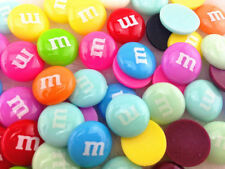 NEW 10pcs MIX Resin Letter M Bead Flatback Cabochon Scrapbook @1