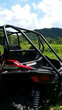 "2015 Polaris RZR 900 Tinted Rear Half Windshield Hard Panel..A Full 1/4"" Thick"