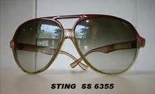 STING   By de rigo   SS 6355    U57X  occhiale da sole  UNISEX