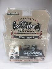 GREENLIGHT H.D.TRUCKS INTERNATIONAL DuraStar FLATBED GAS MONKEY GARAGE SERIES 5