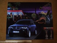 BMW X3 coche grandes cartel New German 4x4 off Roader E83 2003-10 3.0i artisticprint