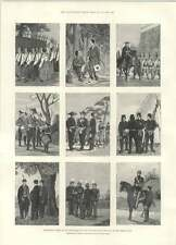 1894 Development Of The Japanese Army