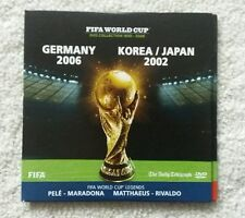 FIFA WORLD CUP KOREA/JAPAN 2002 GERMANY 2006 Highlights DVD