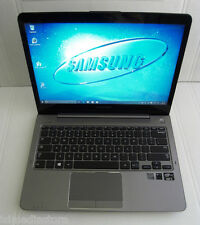 Samsung NP540U3 13,3 8GB Windows 10 Garantie Touchscreen TOP QWERTY US-Tastatur