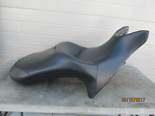 OEM '10 Victory Cross Roads motorcycle seat, touring 2-up, Nice low mileage