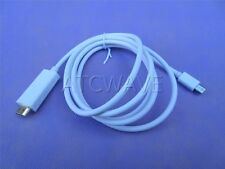 6FT/1.8M Mini DP Display Port to HDMI Cable Adapter FOR Macbook Apple MAC DELL