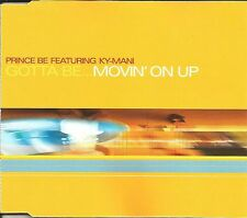 Pm Dawn PRINCE BE w/ KY MANI Gotta Be Movin on up INSTRUMENTAL CD single p.m.