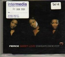 (BV583) Fierce, Sweet Love - DJ CD