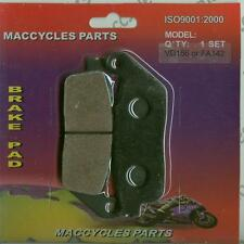 Victory Disc Brake Pads Cross Country 2010-2015 Rear (1 set)