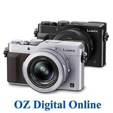 NEW Panasonic Lumix DMC-LX100 4K Ultra HD 12.8MP Digital Camera 1 Yr Aus Wty