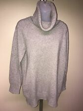 Vintage Pierre Ancel Women's Cashmere Sweater Made In Scotland Sz 10  102cm 40""