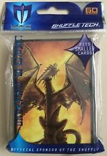 Max Protection Small Fire Breather Dragon Trading Card Sleeves 60 Pack - YuGiOh