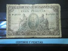 CyP Billete 100 Pesetas Colon del 1940