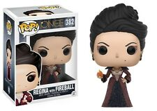 Funko - POP TV: Once Upon A Time - Regina (w/ Fireball)