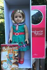 American Girl Kit Doll and Book Paperback New 18 inch BeForever