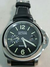 Marina Militare Men's Watch 44mm Luminor Homage - Mechanical Automatic Movement