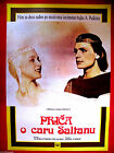 TALE OF TSAR SALTAN RUSSIAN FANTASY 1967 A.S. PUSKIN UNIQUE EXYU MOVIE POSTER