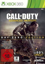 Xbox 360 *Call of Duty: Advanced Warfare - Day Zero Edition*  Microsoft