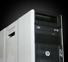 HP Z620 Workstation LJ450AV | Xeon E5-2650 v2 | K600 | 32GB RAM+128GB SSD+2TB