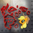 Little Pony Cookie Cutter Set 104