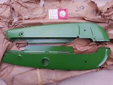 HONDA C50k2 k3 C70k2 k3 C90 CHAIN CASE GUARD (GREEN) Genuine part NOS