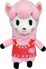 "New 8"" Lisa / Reese Plush Stuffed Doll Toy Little Buddy USA Animal Crossing"