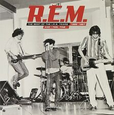 R.E.M. - The Best Of The I.R.S. Years 1982 - 1987 - CD - NEUWARE