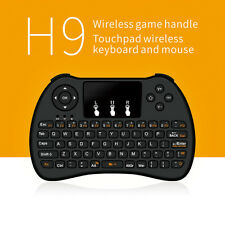 Mini Teclado Inalámbrico 2.4Ghz Volar Aire Mouse Touchpad Para Raspberry Pi PC Android