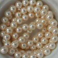 20 Swarovski Cream Crystal Pearls 6mm (Style #5810) FREE PRIORITY POST AUST