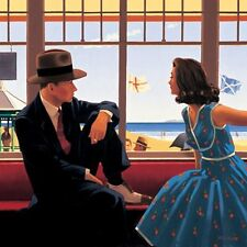 Jack Vettriano - Edith and the Kingpin - Art Print - 40x50cm